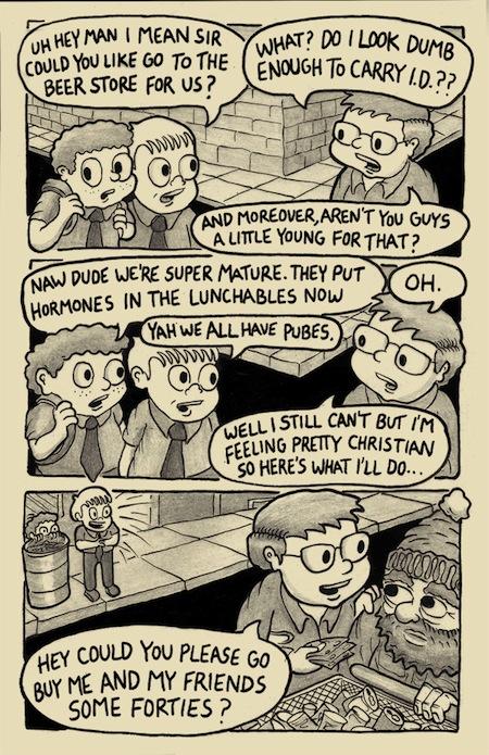 NothingMattress_MRR_Funnies25