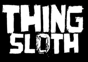 THING SLOTH - logo