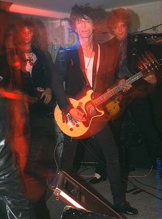 Teenage Head with Johnny Thunders