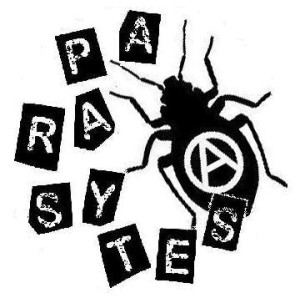 Parasytes Roma logo with bug (1)
