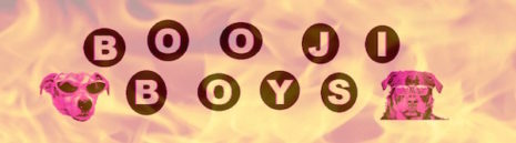 booji boys band logo