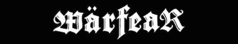 warfear band logo