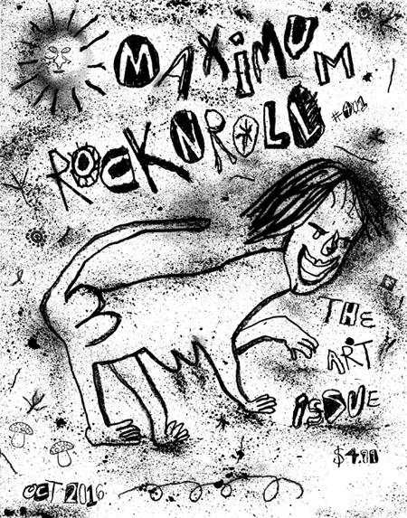Maximum Rocknroll #401
