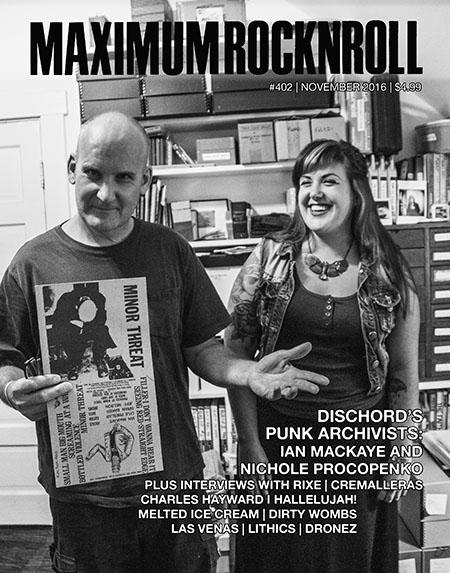 Maximum Rocknroll #402