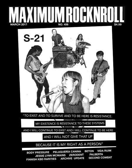 Maximum Rocknroll #406