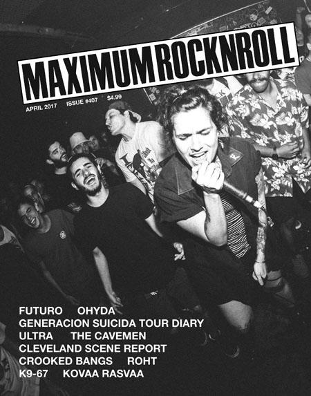 Maximum Rocknroll #407