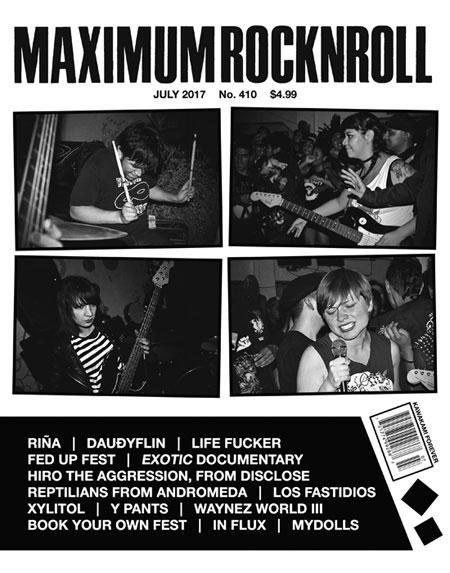 Maximum Rocknroll #410