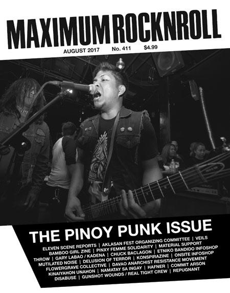 Maximum Rocknroll #411