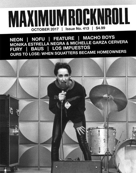 Maximum Rocknroll #413