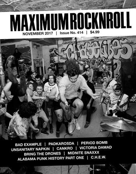 Maximum Rocknroll #414
