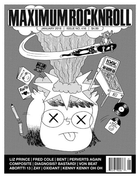 Maximum Rocknroll #416