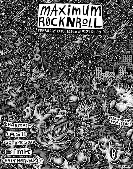 Maximum Rocknroll #417